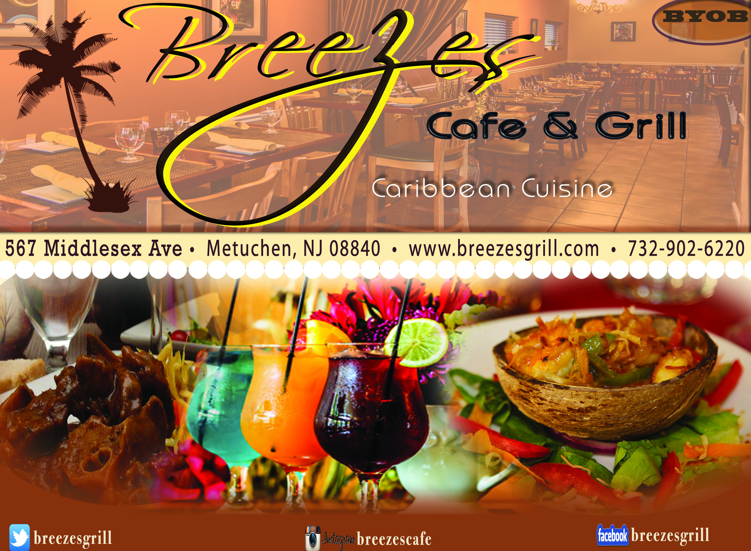 Testimonial Tuesday: Breezes Cafe and Grill